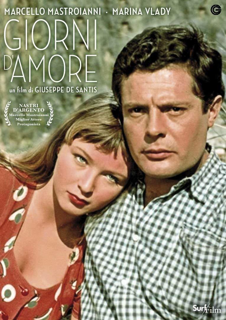 GIORNI D'AMORE (DVD)