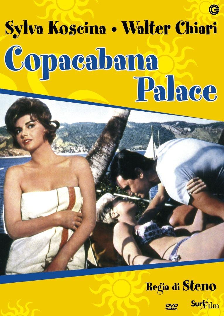 COPACABANA PALACE (DVD)