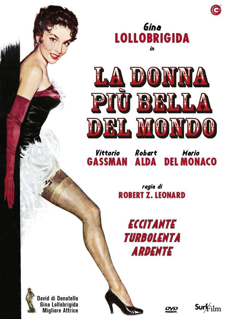 LA DONNA PIU' BELLA DEL MONDO (DVD)