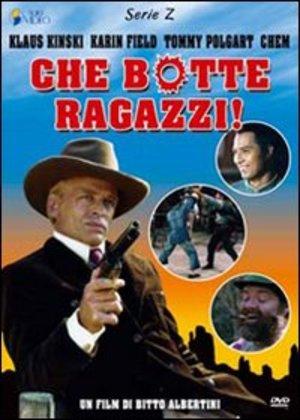 CHE BOTTE RAGAZZI (DVD)