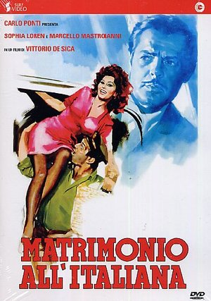 MATRIMONIO ALL'ITALIANA (DVD)