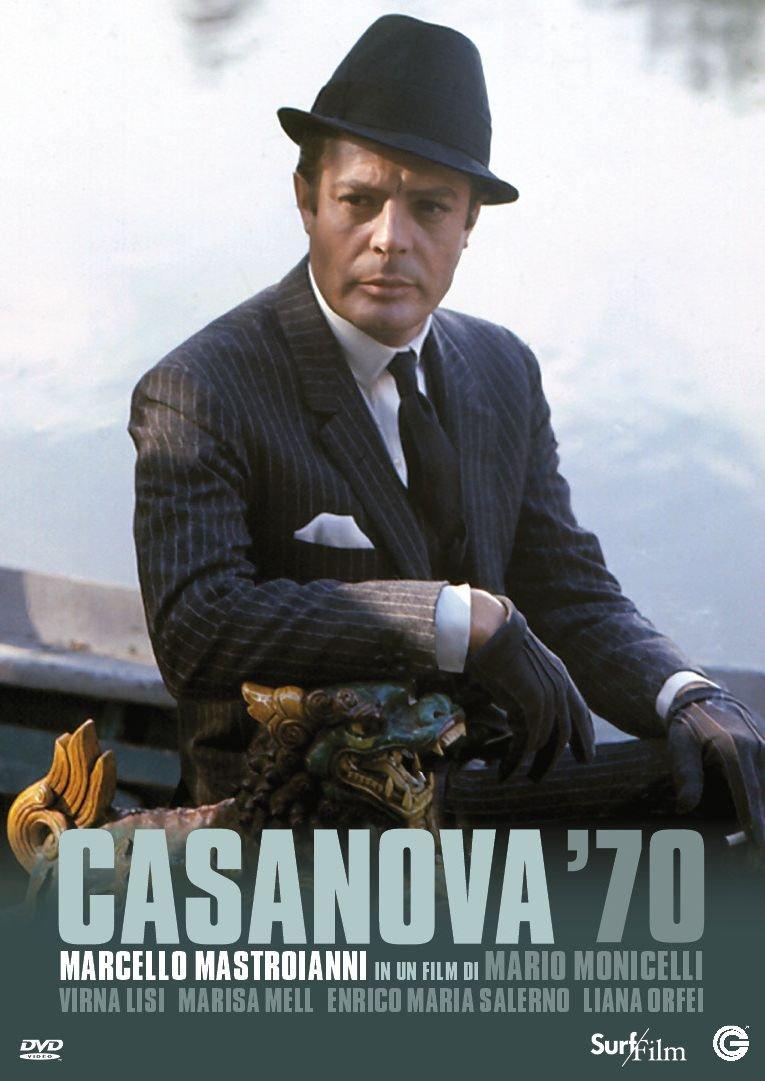 CASANOVA '70 (DVD)