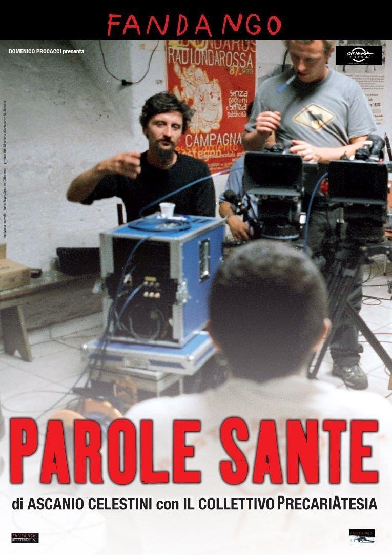 PAROLE SANTE (DVD)