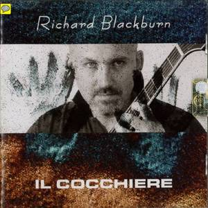 RICHARD BLACKBURN - IL COCCHIERE (CD)