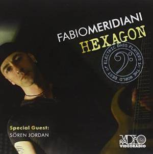 FABIO MERIDIANI - HEXAGON (CD)