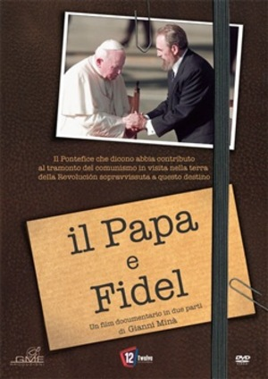 IL PAPA E FIDEL (2 DVD) (DVD)