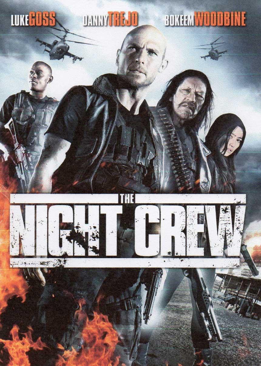THE NIGHT CREW (DVD)