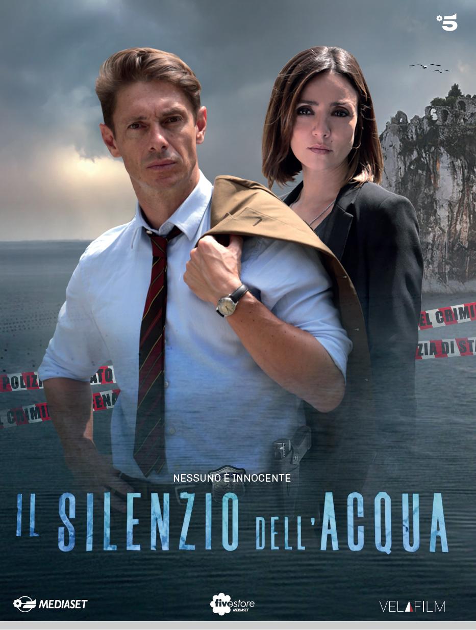 IL SILENZIO DELL'ACQUA (DVD)