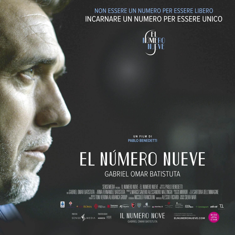 EL NUMERO NUEVE GABRIEL OMAR BATISTUTA (DVD)