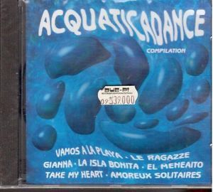 ACQUATICADANCE COMPILATION (CD)