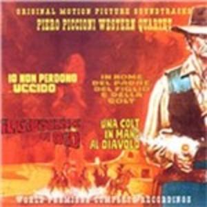 LA WESTERN QUARTET (CD)