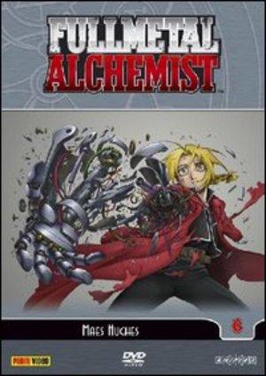 FULLMETAL ALCHEMIST 06 (DVD)
