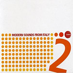 MODERN SOUNDS FROM ITALY (CD)