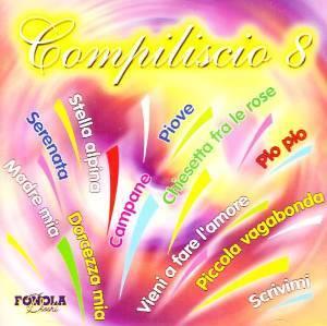 COMPILISCIO 8 (CD)