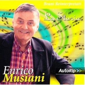 ENRICO MUSIANI - LA STORIA BRANI REINTERPRETATI (CD)