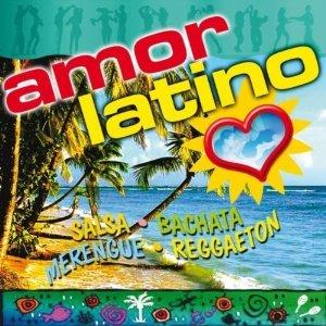 AMOR LATINO - SALSA BACHATA MERENGUE REGGAETON (CD)