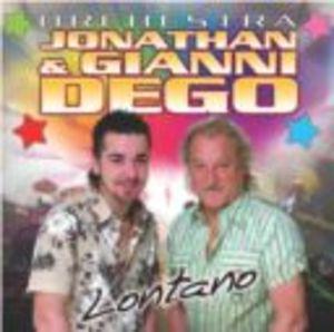 JONATHAN GIANNI DEGO - LONTANO (CD)