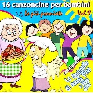 16 CANZONI PER BAMBINI VOL.9 (CD)