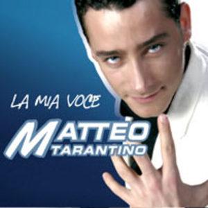 MATTEO TARANTINO - LA MIA VOCE (CD)