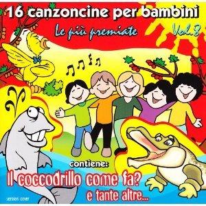 16 CANZONI PER BAMBINI VOL.8 (CD)