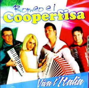 ROMEO E I COOPERFISA - VIVA L'ITALIA (CD)