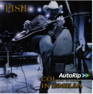 FISH - COUNTRY IN EMILIA (CD)