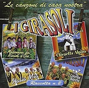 GIRASOLI - LE CANZONI DI CASA NOSTRA - RACCOLTA NO. 2 CD (CD)