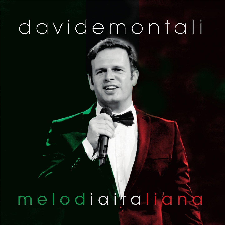 DAVIDE MONTALI - MELODIA ITALIANA (CD)