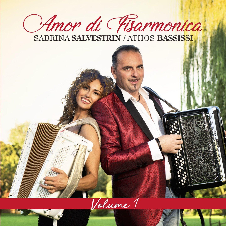 SABRINA SALVESTRIN & ATHOS BASSISSI - AMOR DI FISARMONICA (CD)