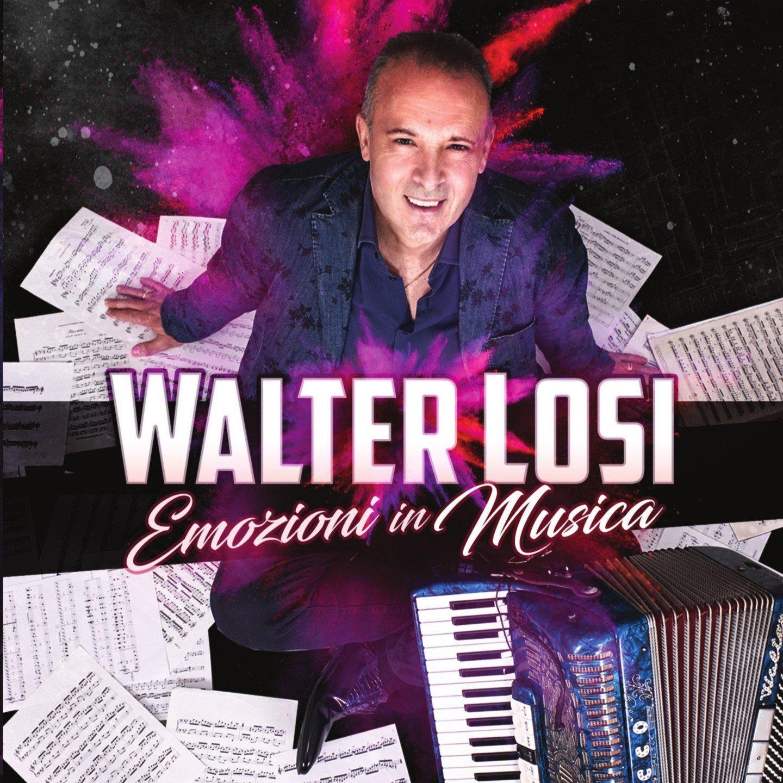 WALTER LOSI - EMOZIONI IN MUSICA (CD)