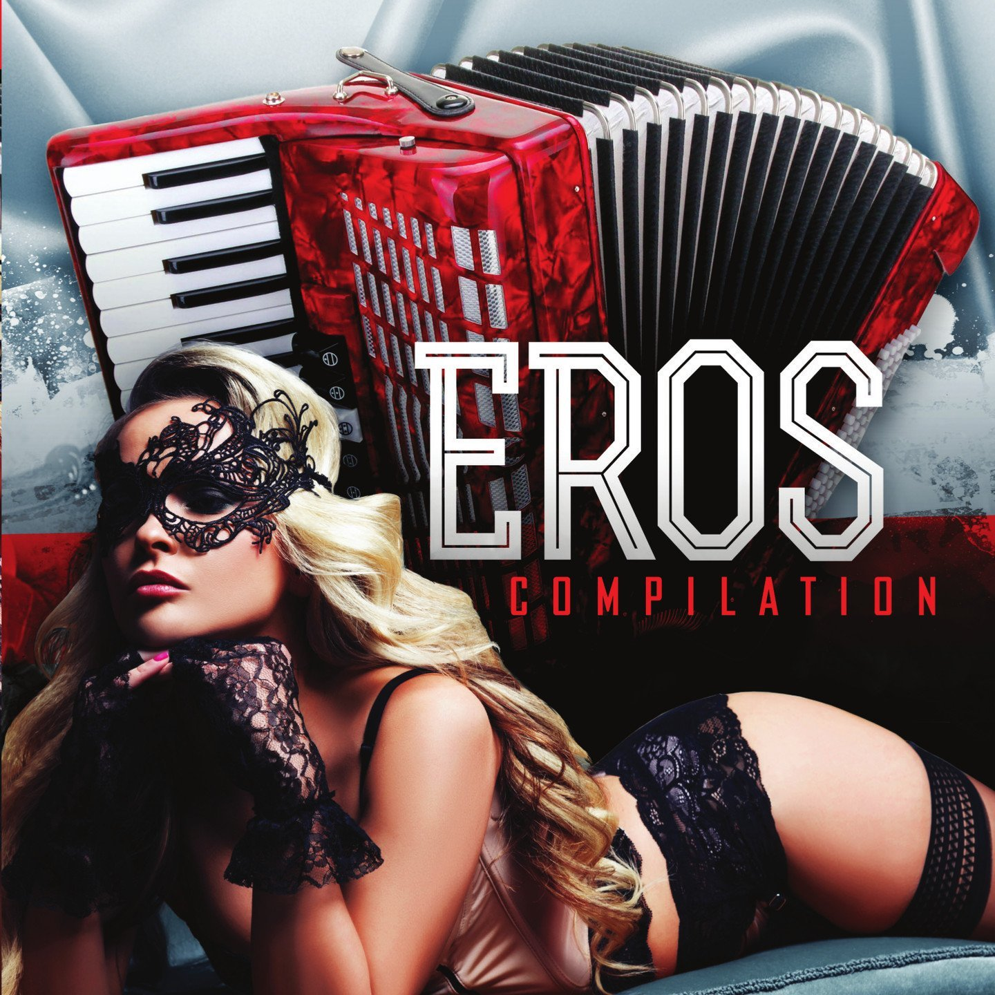 AA.VV. - EROS COMPILATION (CD)