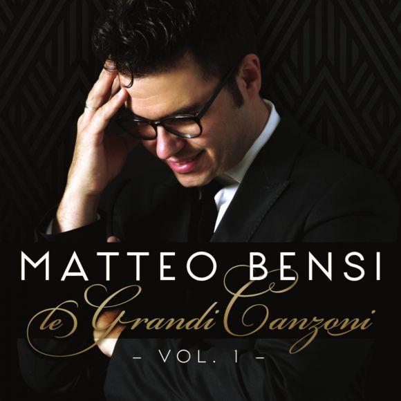MATTEO BENSI - LE GRANDI CANZONI DEL PASSATO (CD)