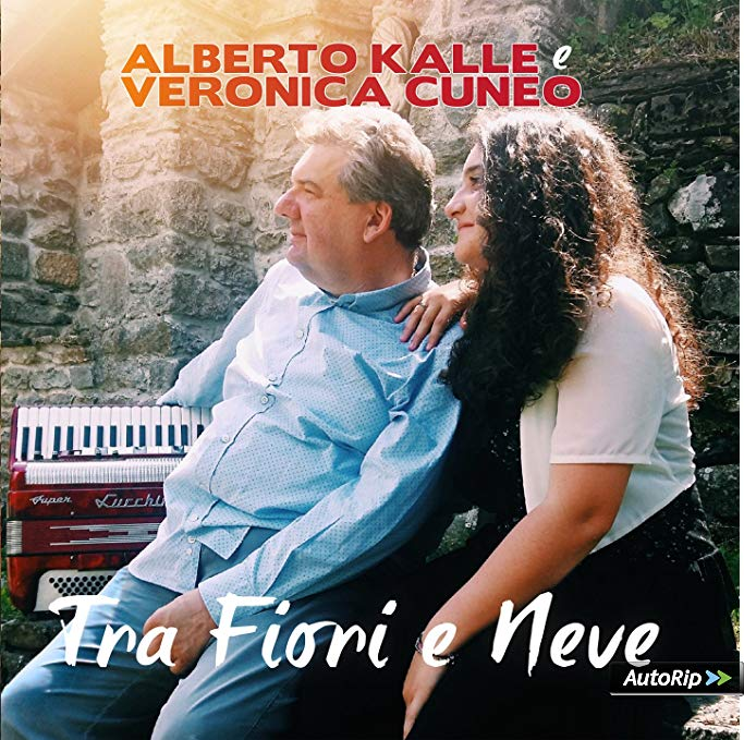 ALBERTO KALLE E VERONICA CUNEO - TRA FIORI E NEVE (CD)
