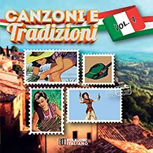 CANZONI E TRADIZIONI VOL.4 (CD)