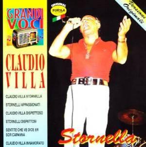 CLAUDIO VILLA - STORNELLA (CD)