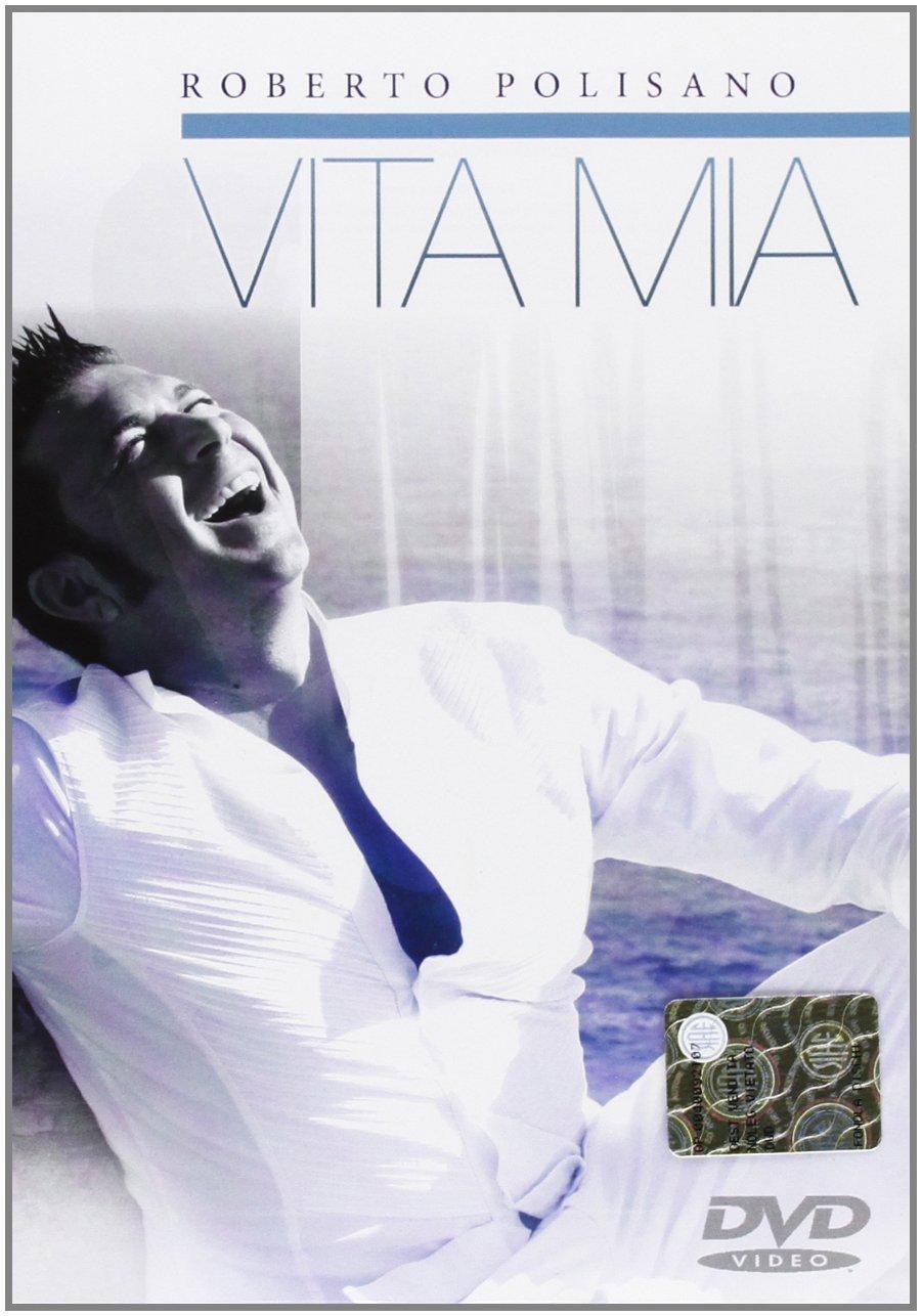 ROBERTO POLISANO - VITA MIA (DVD)