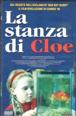 LA STANZA DI CLOE (VHS USATA EX NOLEGGIO) (VHS)