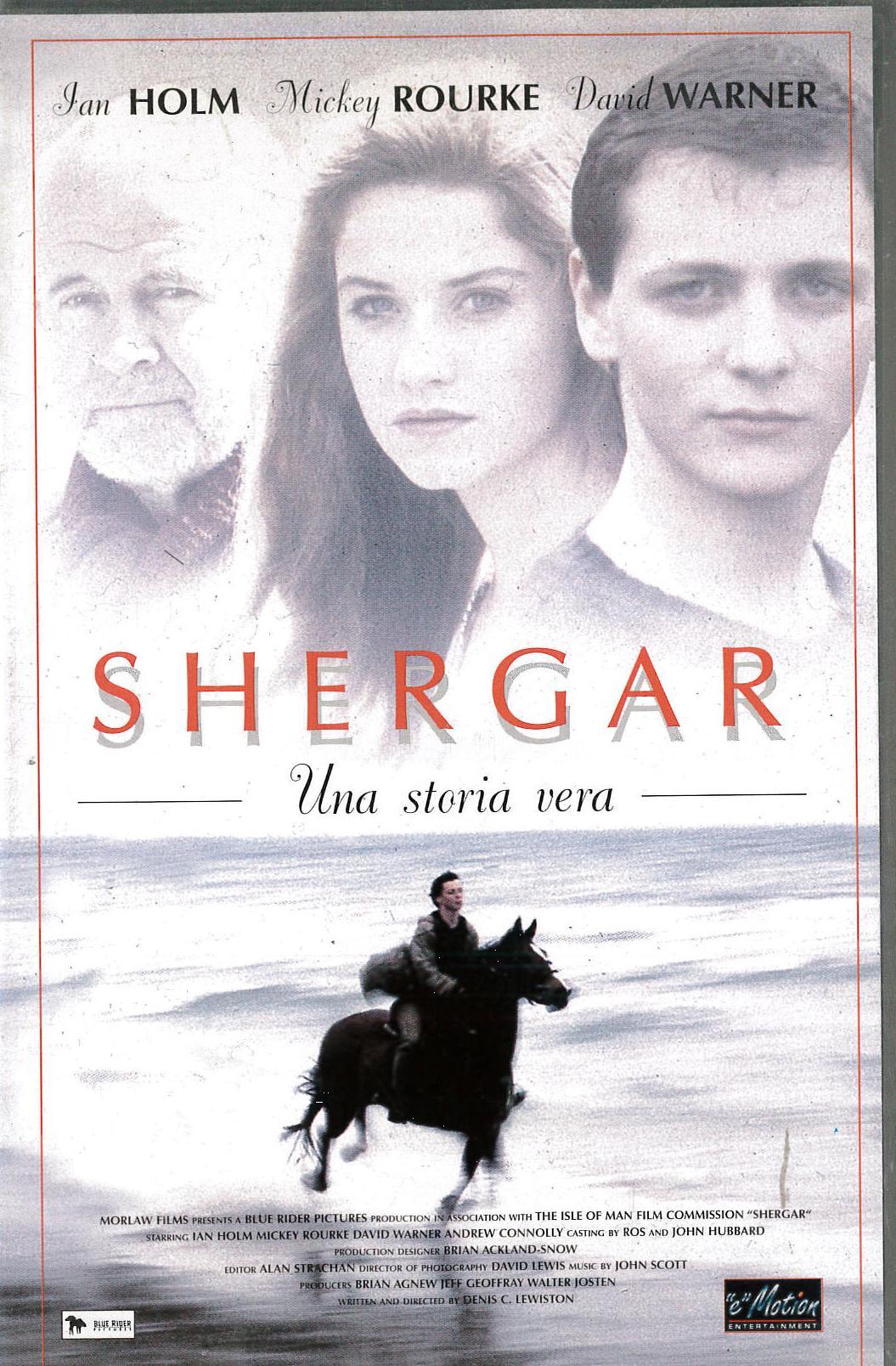 SHERGAR UNA STORIA VERA - VHS EX NOLEGGIO (VHS)