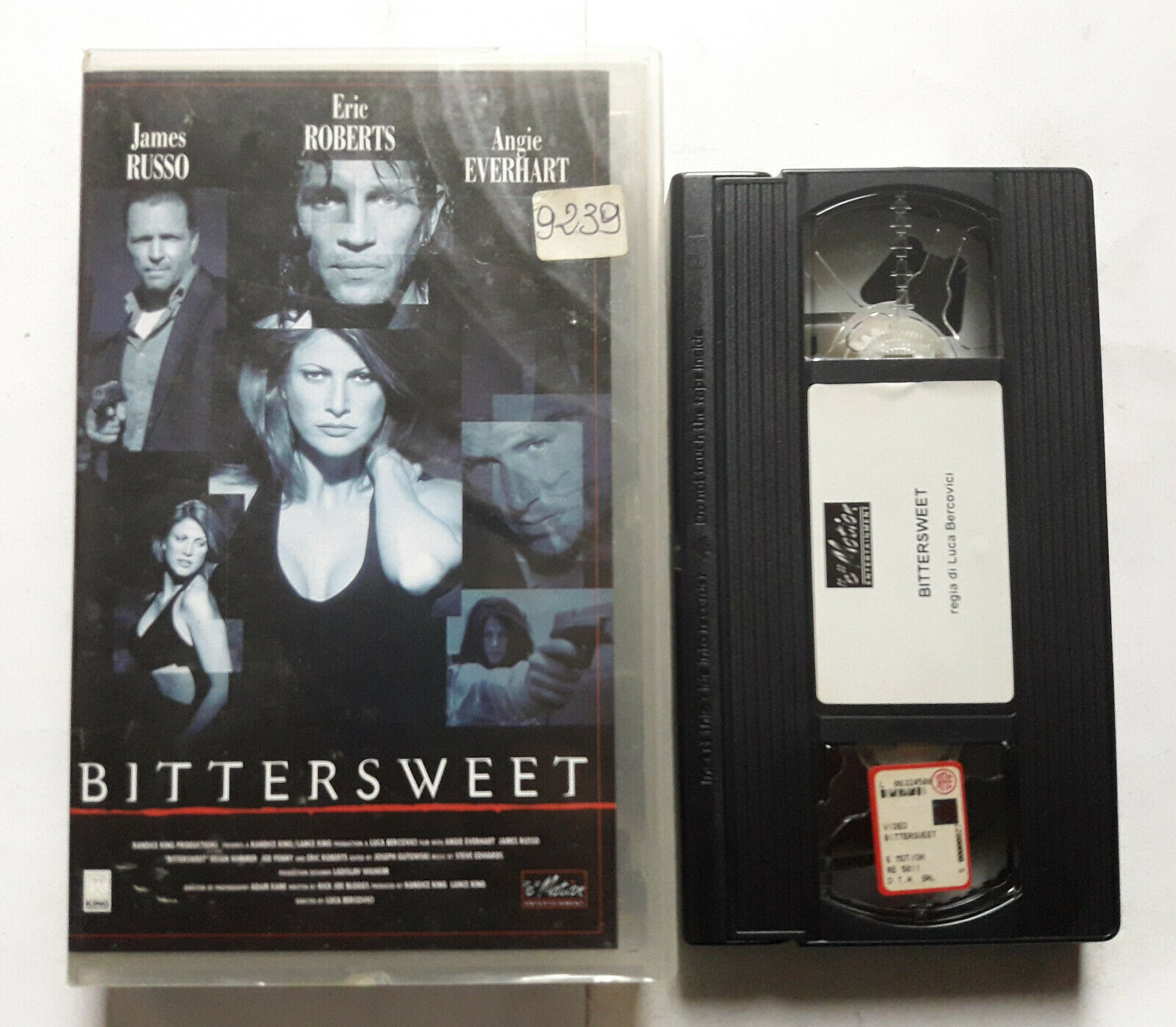 BITTERSWEET / VENDETTE PARALLELE - USATO EX NOLEGGIO (VHS)