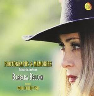 BARBARA BELLONI - PHOTOGRAPHS & MEMORIES-TRI IMPORT (CD)