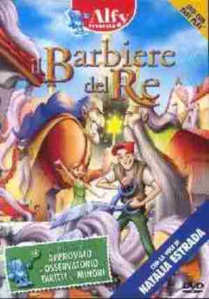 IL BARBIERE DEL RE (DVD)