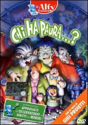 CHI HA PAURA ? (DVD)