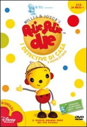ROLIE POLIE I DETECTIVE DI CASA (DVD)
