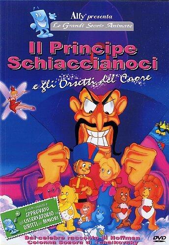 IL PRINCIPE SCHIACCIANOCI E GLI ORSETTI DEL CUORE- BOX SLIM (DVD