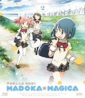 MADOKA MAGICA #02 (BLU-RAY)