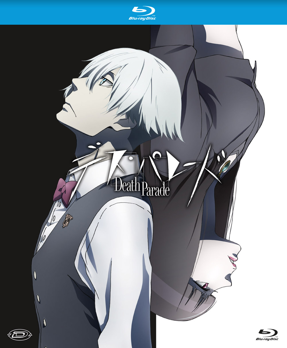 COF.DEATH PARADE - LIMITED EDITION BOX (EPS 01-12+OVA) (3 BLU-RAY)
