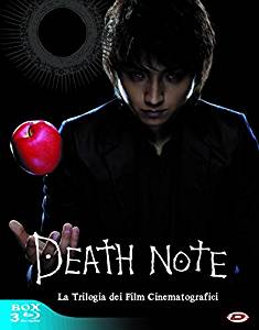 COF.DEATH NOTE - LA TRILOGIA DEI FILM (3 BLU-RAY)