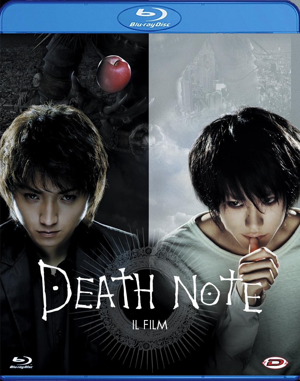 DEATH NOTE - IL FILM - BLU RAY