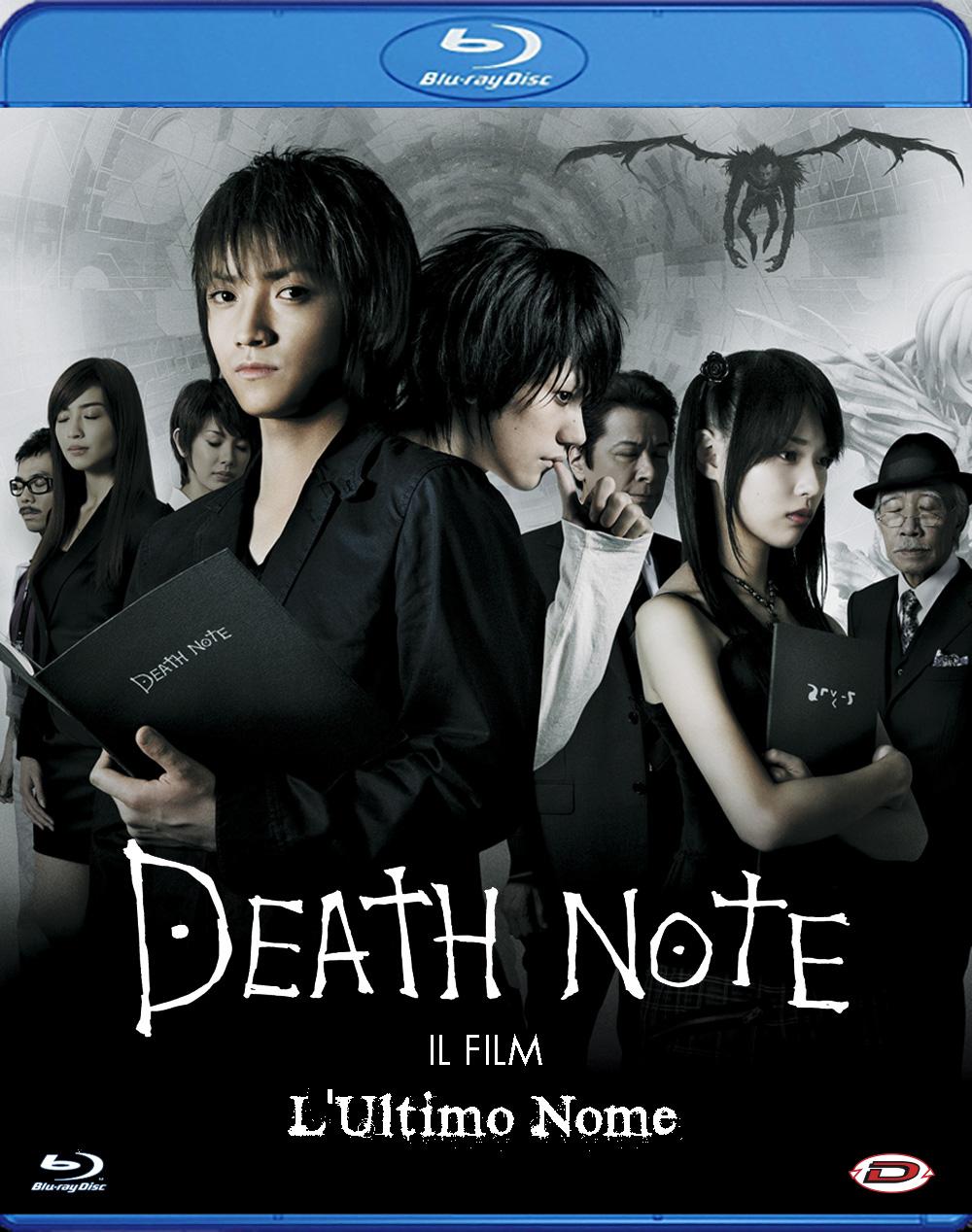DEATH NOTE - IL FILM - L'ULTIMO NOME - BLU RAY