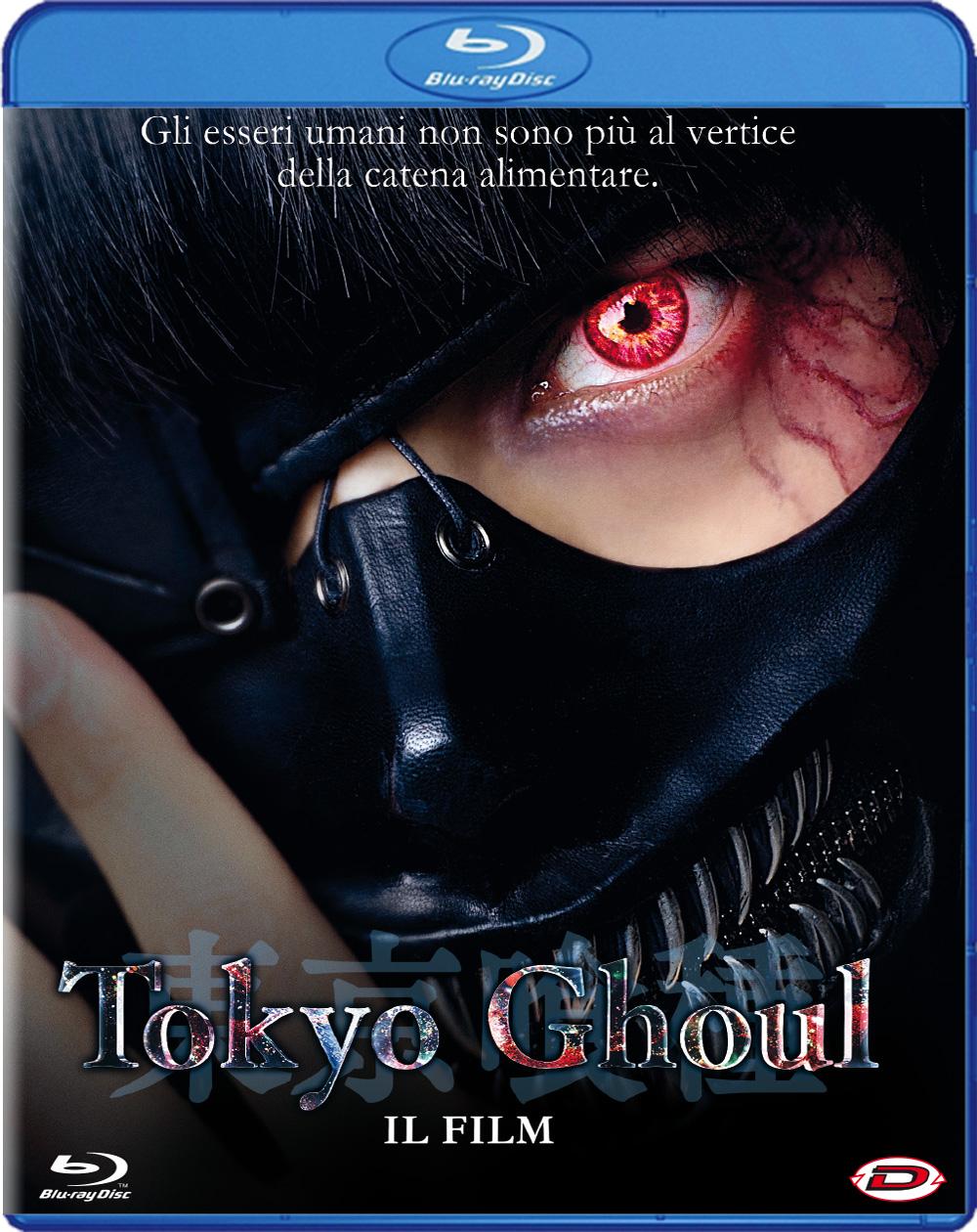 TOKYO GHOUL - IL FILM - BLU RAY